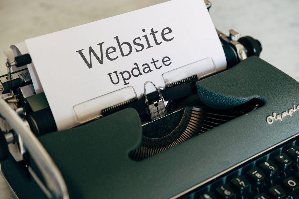Citiesagencies update your website