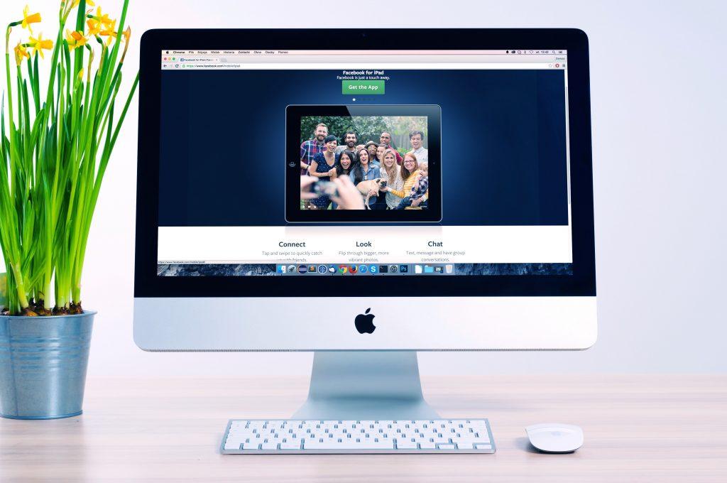 professional service website